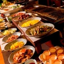 【朝食バイキング】和食コーナー