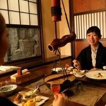 【お食事処 北番屋】美味しい食事に会話も弾みます