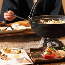 北海道の旬を創作本格懐石で味わう北番屋