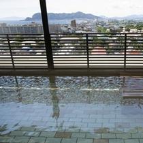 ■大浴場からの眺め