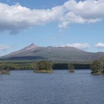 新日本三景にも数えられる「大沼国定公園」。