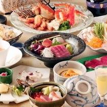 ◇函館の旬を味わう「こだわり膳」(お部屋食)
