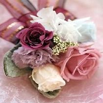 *バラの花束