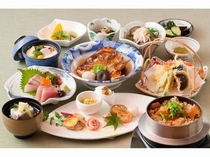 ≪和食薫風会席≫お料理一例