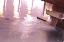 【温泉大浴場】当ホテルは天然温泉です。泉質:アルカリ単純温泉