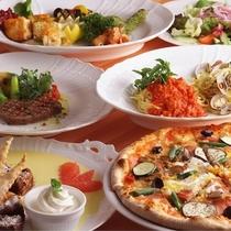 イタリアン大皿料理