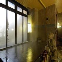 ◆【大浴場】『男性内湯』大浴場は15時から翌朝10時まで夜通しご利用頂けます。