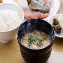 ◆【朝食】『味噌汁』(イメージ)