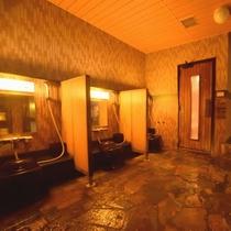 ◆【大浴場】女性大浴場 洗い場