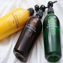 ◆【大浴場】大浴場にはシャンプー・コンディショナー・ボディソープをご用意しております。
