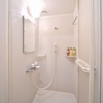 ◆【客室設備】『シャワーブース』 ※エコノミーシングルルーム以外のお部屋に設置されております。