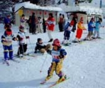 キッズスキースクール