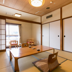 和室8畳(夕食:部屋食)