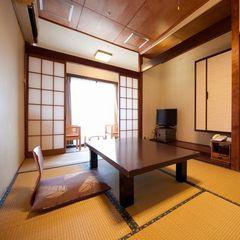 和室7.5畳、または洋室(夕食:食事処/レストラン)