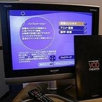 [全室]テレビ