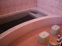 小浴場(女性用)浴室です。