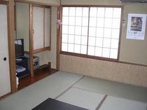 和室 富士 2〜3名様のおへやです。