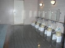 大浴場(男性用)富士山からの恵みの湯!