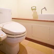 モデレート2人トイレ