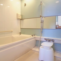 モデレート2名バスルーム