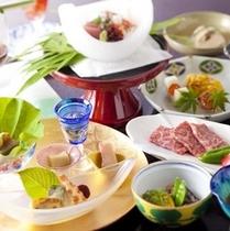 料理写真 夏の華遊 2011.6
