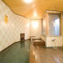 【人工温泉大浴場】炭酸カルシウム温泉