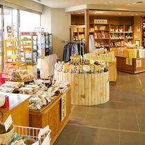 【1F 売店】秋田や横手のお土産を豊富に取り揃えております