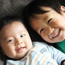 【全客室】幼児のお子さまは添い寝無料!アメニティもございますので、事前にお申し付け下さいませ。