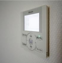 全室個別調節可能な空調システムを完備