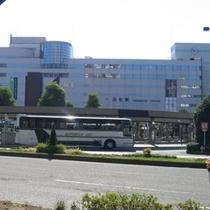 浜松駅:徒歩5分