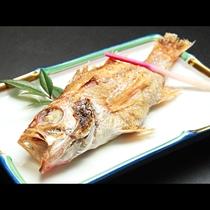 ◆【ご夕食一例・単品】のどぐろ