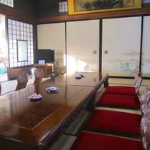 旧館和室15畳(バストイレなし)一例