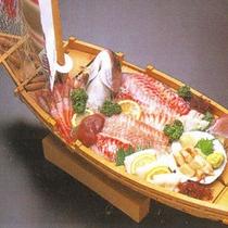 *舟盛り(一例)