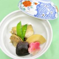 *コウグリの煮魚(一例)