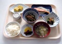 朝食例(日替)