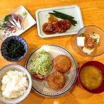 選べる夕食③