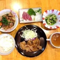 選べる夕食⑤