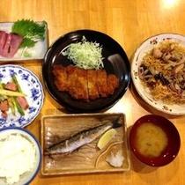 選べる夕食②
