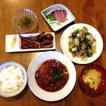 選べる夕食④