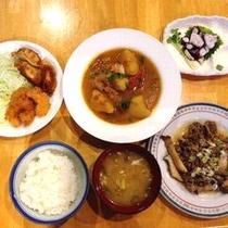 選べる夕食①