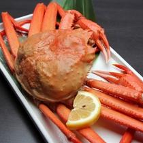 紅ずわい蟹1匹