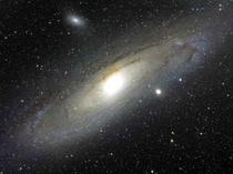 地球に一番近いアンドロメダ銀河