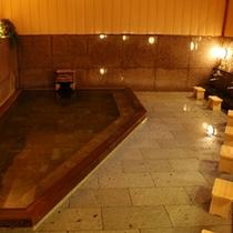 貸切風呂 真珠の湯 最大15名様まで入れます
