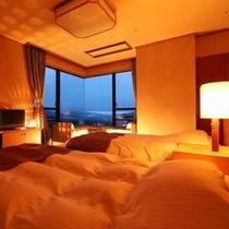 【貴賓室/瑞翔】茶室庭園付貴賓室/ベッドルーム※一例