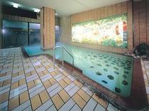 石和男大浴場