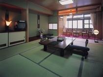 ▲ 標準客室(和室12畳)