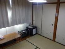 3F和室316号室≪ホテル正面のお部屋≫幼児様添い寝ご夫婦様歓迎。