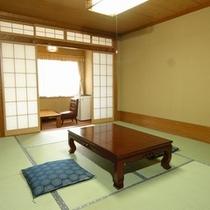 和室バス・トイレ付 / 10畳 / 西館2階