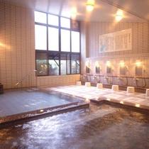 町の湯 浴槽