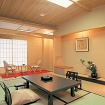【和室10畳】(定員5名)純和風の標準客室です。